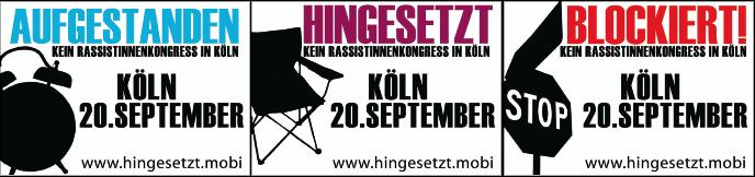 Köln 20.09.2008